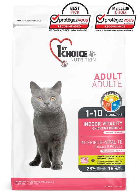 Chat – First Choice Adulte Poulet – Accessoires Chat